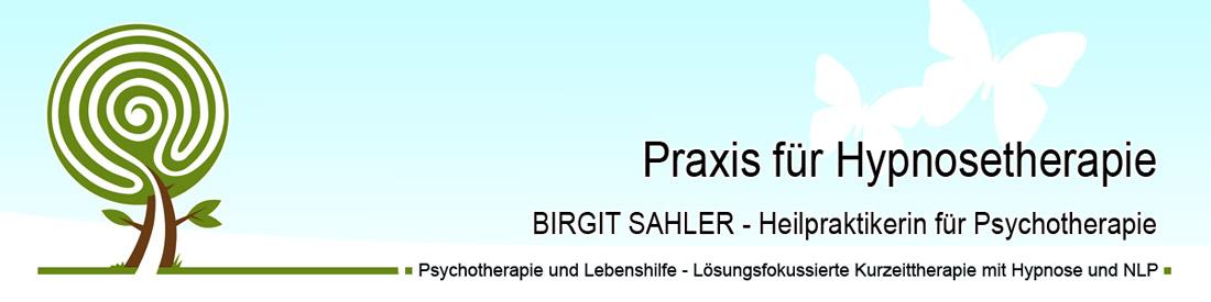 Praxis für Hypnosetherapie Birgit Sahler,Langenfeld