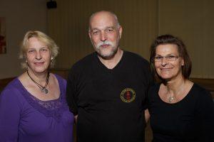 Foto Birgit Sahler (Hypnose), Stefan und Karin Daun (QiGong)