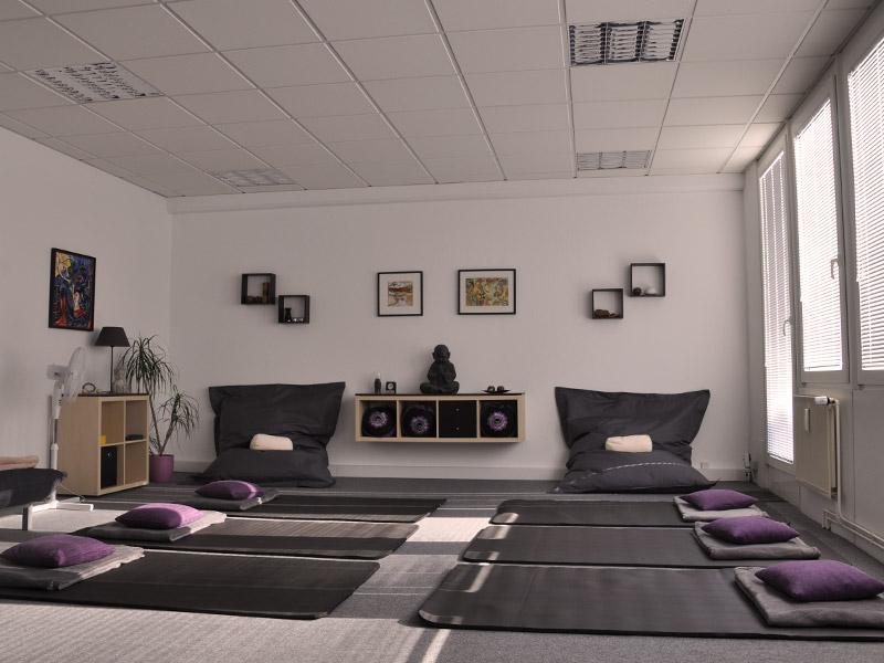 Der Kursbereich in der Praxis Hypnosetherapie Sahler in Langenfeld