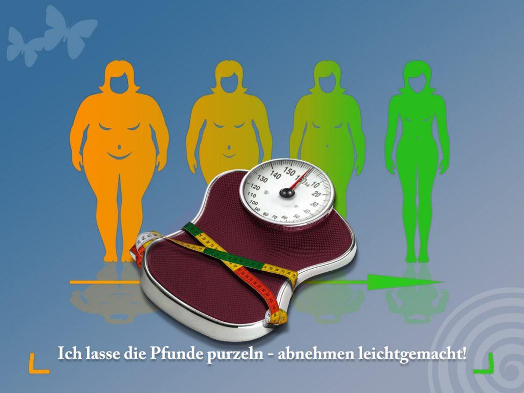 Gewichtsreduktion: Ich lasse die Pfunde purzeln - abnehmen leichtgemacht!