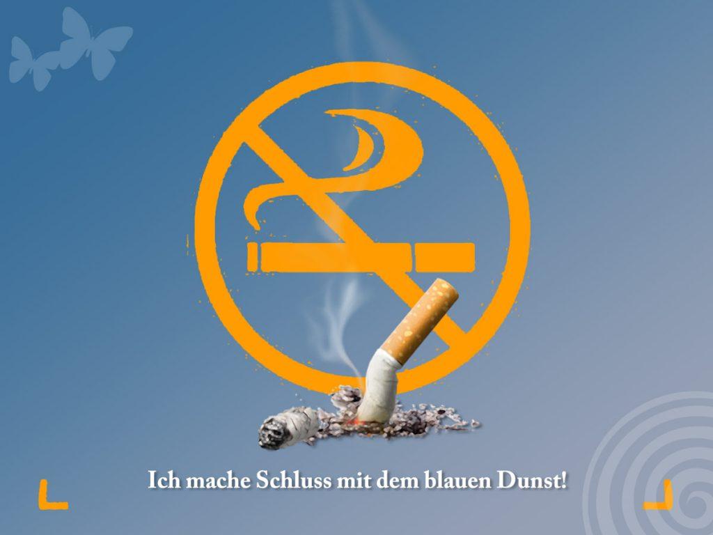 Raucherentwöhnung - Ich mache Schluss mit dem blauen Dunst!