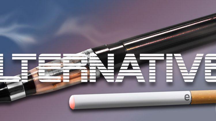 E-Zigarette und E-Verdampfer