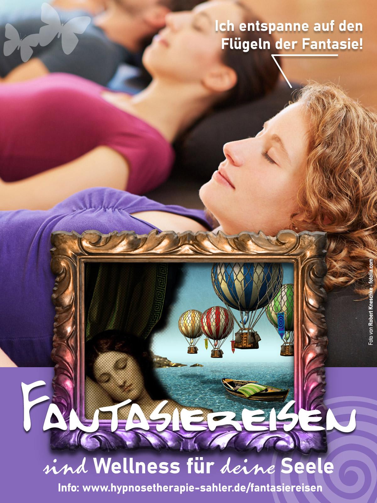 Fantasiereisen - Wellness für deine Seele